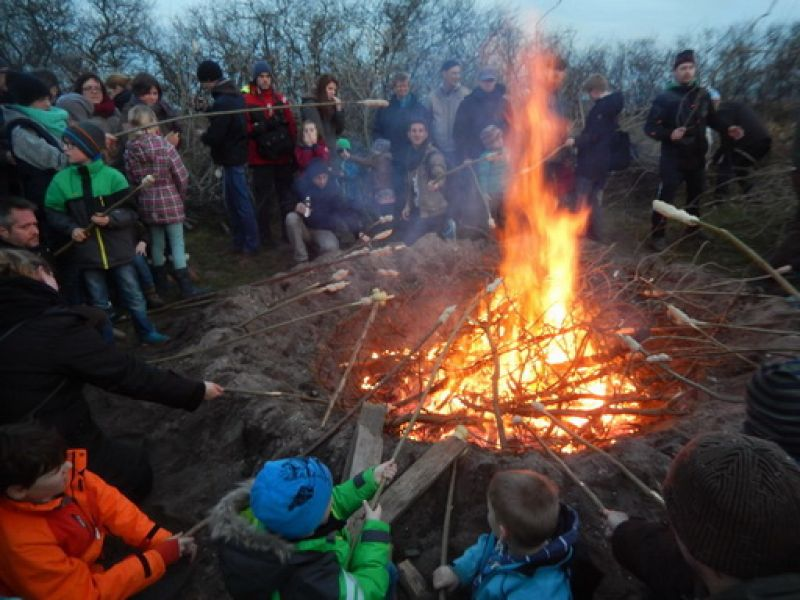 Osterfeuer 2016 13